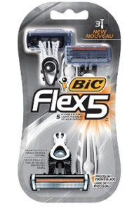 Image of BIC Flex 5 Disposable Razor, Men
