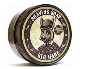 Premium Shaving Soap for Men By Sir Hare