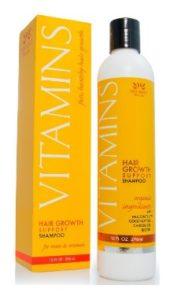 Image of Vitamins Hair Loss Shampoo