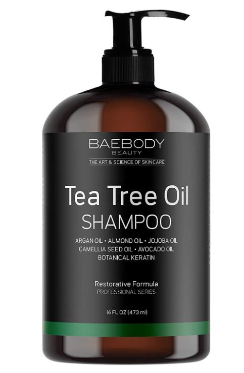 Baebody Tea Tree Oil Shampoo product image