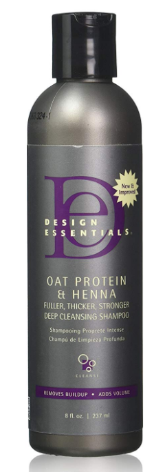 Design Essentials Oat Protein Shampoo product image