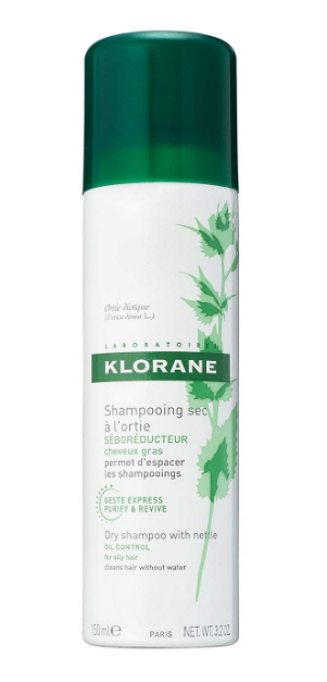 Klorane Dry Shampoo with Nettle product image