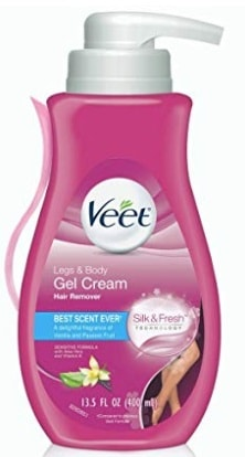 veet hair removal gel cream image