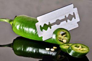 aggressive blades