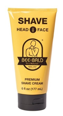 Image of Bee Bald Shave