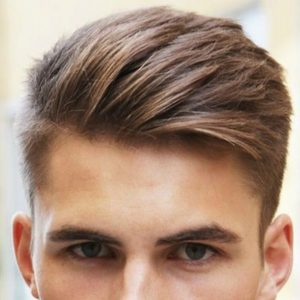 shor hair cut for men