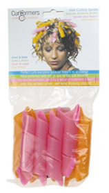 Image of Curlformers Short Spiral Curls Top up
