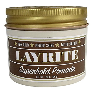 Image of Layrite Super Hold Pomade