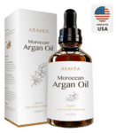 Image of AsaVea 100% Pure Organic Moroccan Argan Oil