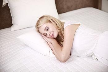sleep comfortably