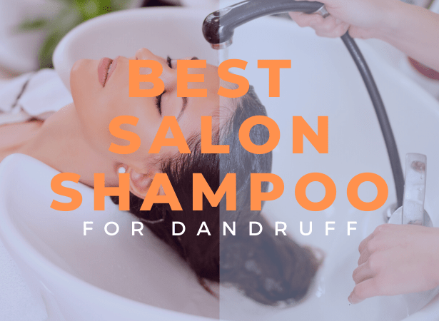 best salon shampoo for dandruff image