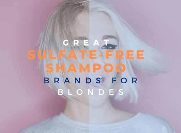 Best sulfate free shampoo for blondes image