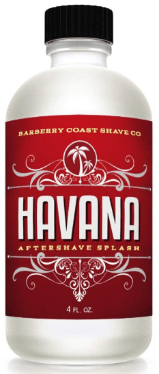 Havana Aftershave Splash image