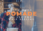 How Much Pomade to Use image