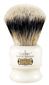 Simpson Shaving Brushes image