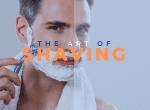art of shaving image