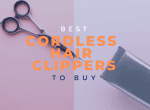 best cordless hair clippers image