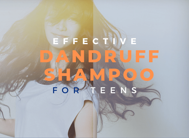 best dandruff shampoo for teenager image