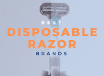 best disposable razor image