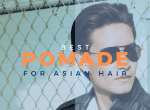 best pomade for Asian hair image