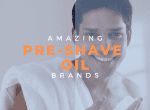 best pre shave oil image