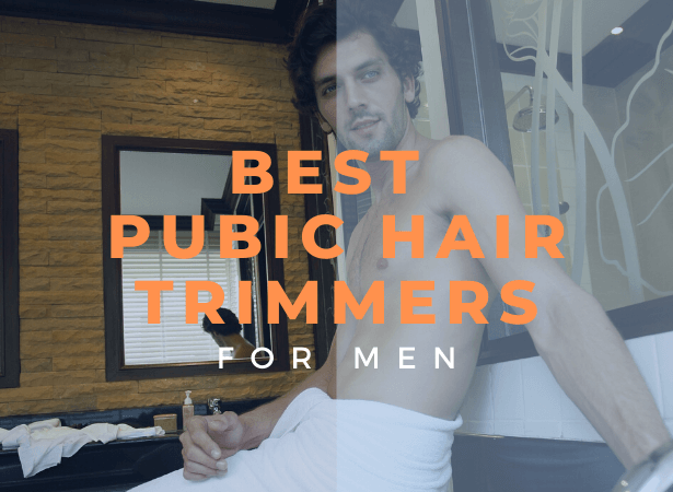 best pubic hair trimmer for men image