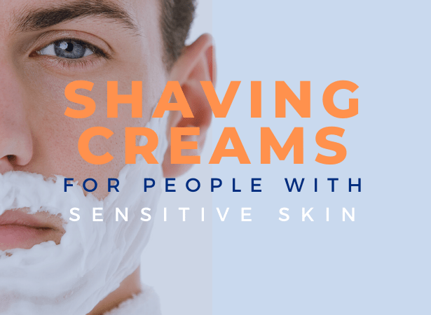 best shave cream for sensitive skin image