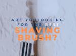 best shaving brushes image