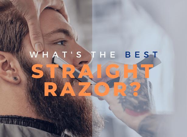 best straight razor image