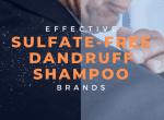 best sulfate free dandruff shampoo image