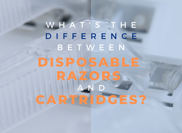 disposable razors vs cartridges image