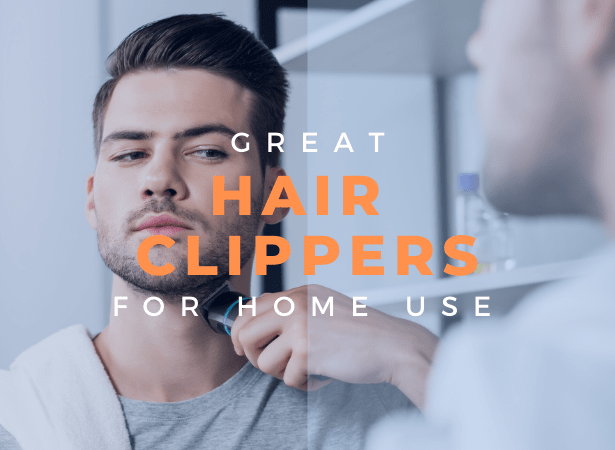 hair clippers for home use image