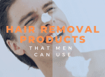 hair removal for men image