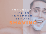 shaving tips image