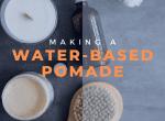 water based pomade image