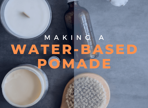 water based pomade image
