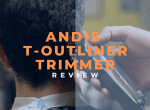 Andis T outliner trimmer review image