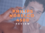 Philips Norelco 4500 review image