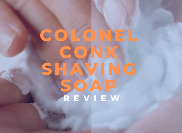 colonel conk shaving soap review image