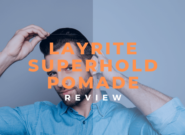 layrite superhold pomade review image