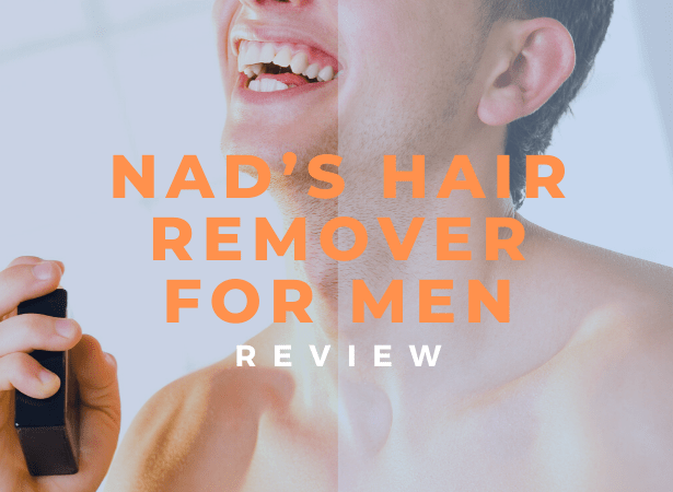 nads hair remover for men review image