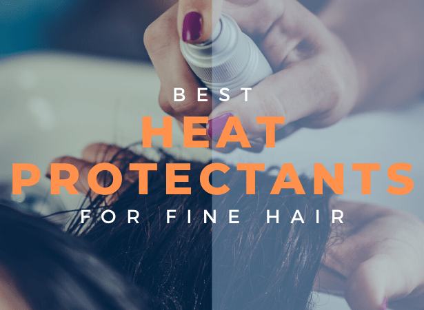 best heat protectant for fine hair image