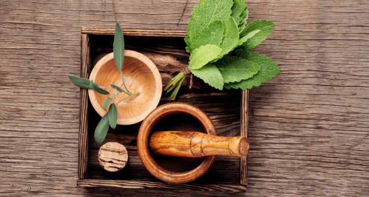 natural ingredients for dandruff image