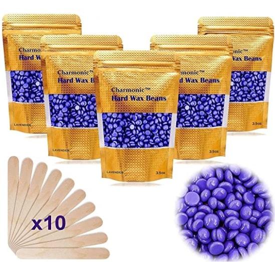 Charmonic hair wax beans image