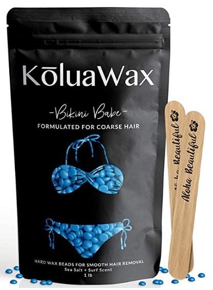 KoluaWax hard wax beans image