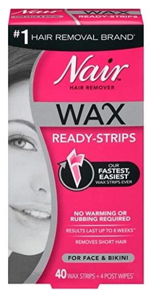 Nair Hair Remover Wax image