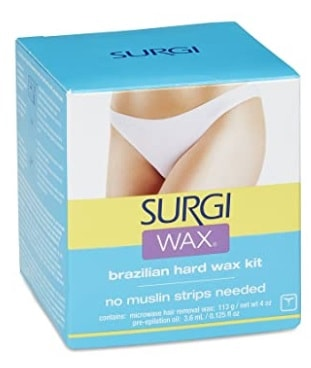 Surgi-wax Brazilian Waxing Kit image