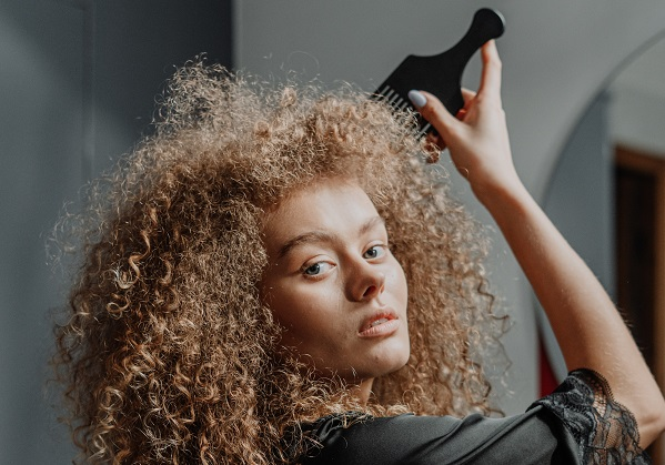 Removing Hair Tangles
